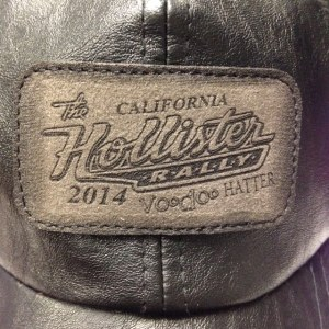 Voodoo Hatter Sponsors Hollister Bike Rally 4th of July Weekend