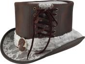 american-hat-makers-steampunk-hatter-havisham-brown-white-lace-a2