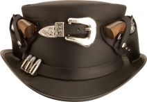 american-hat-makers-steampunk-hatter-peacekeeper-black-silver-bullet-band-f