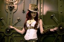steampunk-pistol-garter-band-leather-pecan-top-hat