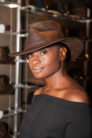Adina Porter-WGN's Underground-CW's The 100- American Hat Makers