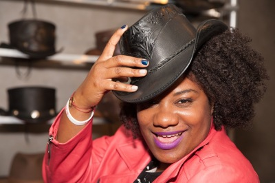Adrienne C. Moore- Netflix Orange Is The New Black- Cindy Hayes-American Hat Makers