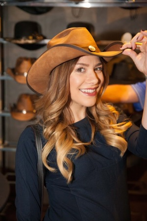 Allison Holker- ABC's Dancing With The Stars-American Hat Makers