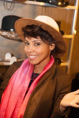 Amirah Vann- WGN's Underground- Ernestine-American Hat Makers