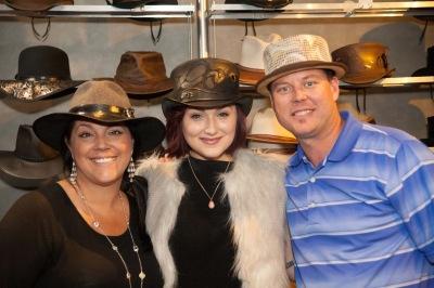 Anastasia Baranova- Syfy's Z Nation-Addison-American Hat Makers