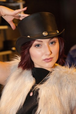 Anastasia Baranova- SyFy's Z Nation- Addison Carver-American Hat Makers