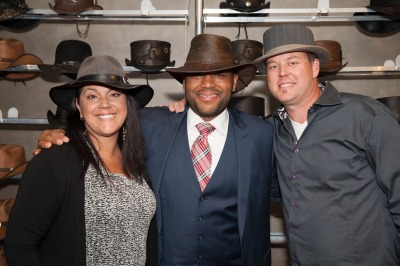 Anthony Anderson-Black-ish-Andre Dre Johnson-American Hat Makers