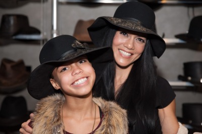 Asia Monet Ray- Kristie Ray - American Hat Makers