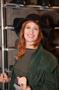 Breeda Wool- Bravo's UnReal- Faith- American Hat Makers