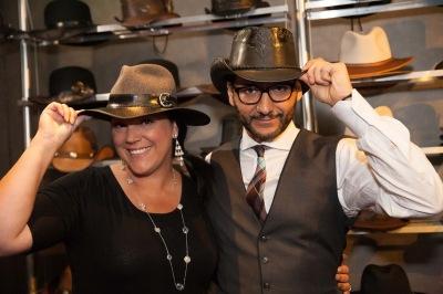 Cas Anvar- Dr.Mittal- American Hat Makers