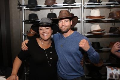 Damien Puckler NBC's Grimm-American Hat Makers