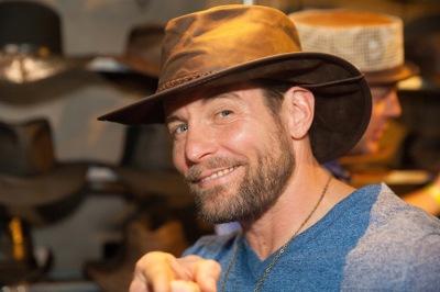 Damien Puckler NBC's Grimm Meisner-American Hat Makers