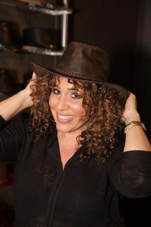 Diana Maria Riva-NBC's Telenovela- mimi moncada- American Hat Makers