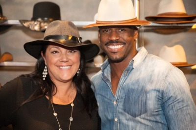 Dolvett Quince- NBC's The Biggest Loser- American Hat Makers