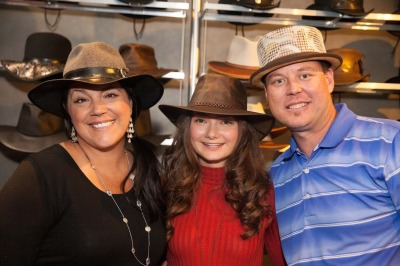Emily Robinson- Transparent- Young Rose - American Hat Makers