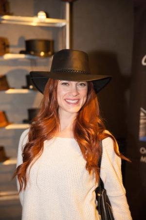 Grillian Alexy- WGN's Outsiders- GWinn Farrell - American Hat Makers