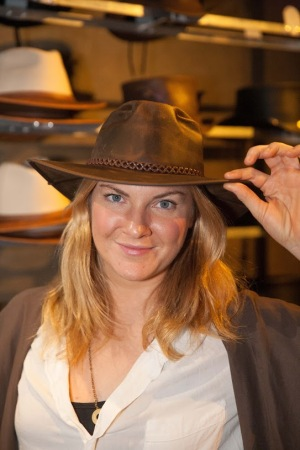 Joanna Christie- Netflix's Narcos- Connie Murphy- American Hat Makers