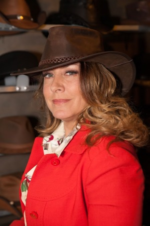 Joely Fisher- ABC's Last Man Standing- wendi - American Hat Makers
