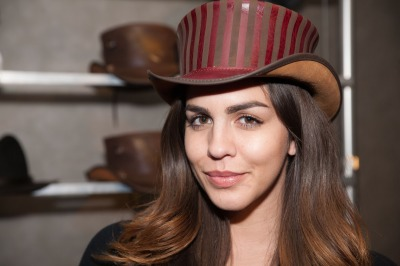 Katie Maloney- Bravo's Vanderpumps Rules- American Hat Makers