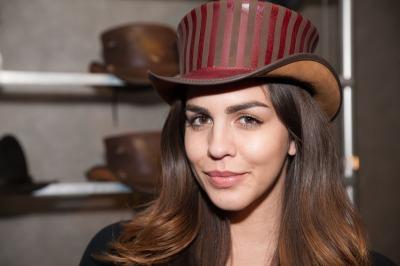 Katie Maloney- Bravo's Vanderpumps Rules- American Hat Makers