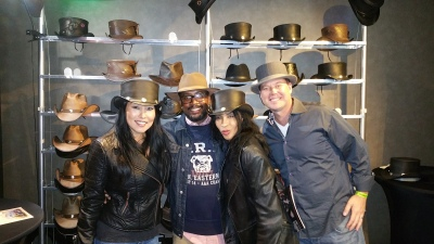 Khandi Alexander- Scandal - American Hat Makers