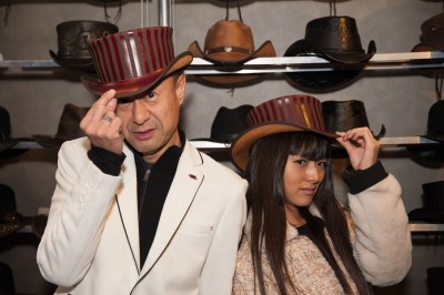 Kiki Sukezane- NBC's Heroes Reborn- Miko Otomo- American Hat Makers