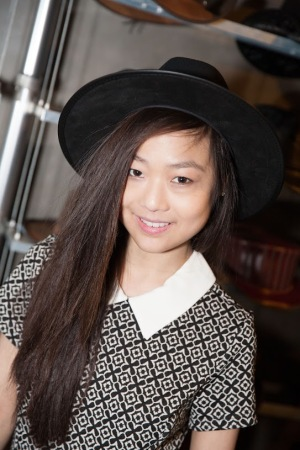 Krista Marie Yu- ABC's Dr. Ken- Molly- American Hat Makers
