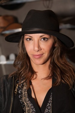Kristen Route- Bravo's Vanderpumps Rules- American Hat Makers
