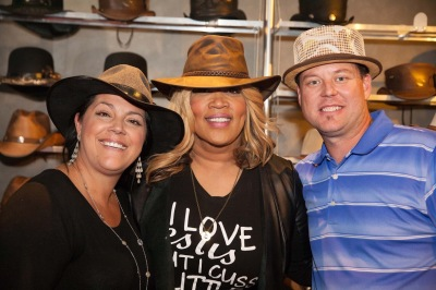 Kym Whitley- Young & Hungry- Yolanda- American Hat Makers