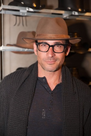 Lawrence Zarian- LIVE- American Hat Makers