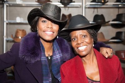 Omarosa Manigault- NBC's The Apprentice- American Hat Makers