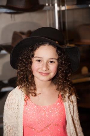 Rebecca Bloom -  The Peanuts Movie - American Hat Makers