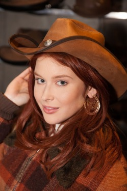 Renee Olstead- Unfriended-American Hat Makers
