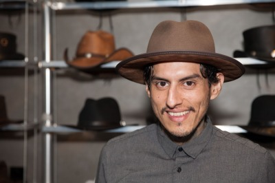 Richard Cabral- ABC's American Crime - Hector Tonz- American Hat Makers