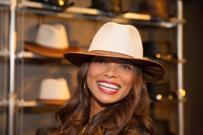 Rochelle Aytes- ABC's Mistresses- April Malloy - American  Hat Makers