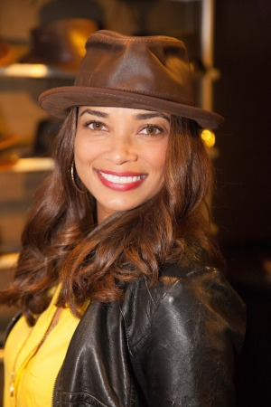 Rochelle Aytes- Mistresses- April Malloy- American Hat Makers