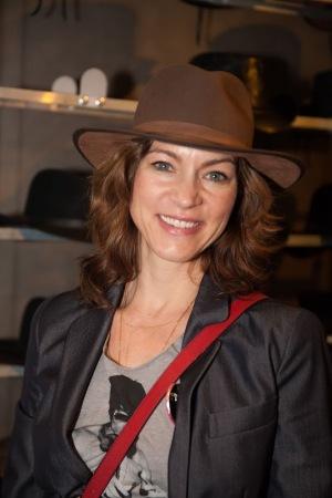 Rya Kihlstedt- NBC's Heroes  Reborn- erica kravid - American Hat Makers