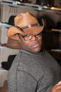 Sam Richardson-Veep- Richard Splett-American Hat Makers