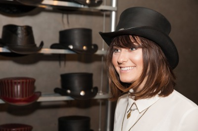 Scout Taylor-Compton ABC's Nashville-erin-American Hat Makers