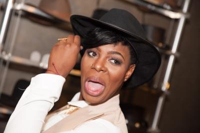 Ta'Rhonda Jones- Fox's Empire- Porsha- American Hat Makers