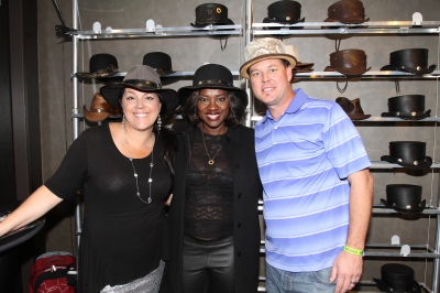 Viola Davis ABC's How to get away with murder-American Hat Makers