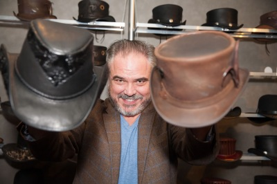 W. Earl Brown- ABC's American Crime- Tom Carlin - American Hat Makers