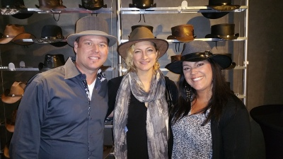 Zoe Bell- American Hat Makers