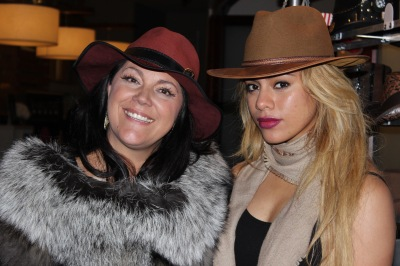 Dinah Jane Hansen fifth harmony american hat makers copy