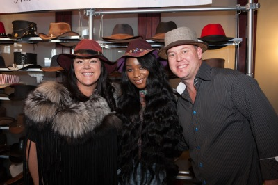 Hannah Watrous Normani Kordei Garth Watrous American Hat Makers