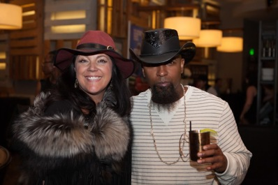 Hannah Watrous Tech N9ne American Hat Makers