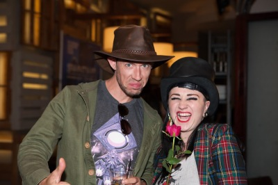 Hiatus Kaiyote American Hat Makers