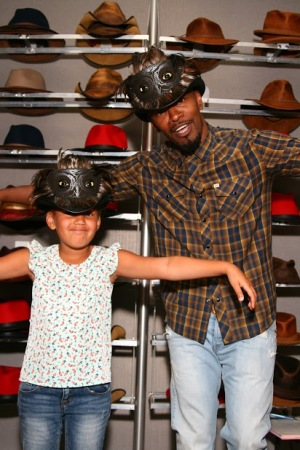 Jamie Foxx American Hat Makers Wisdom Hat Annalise Bishop