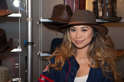 Jessica Sanchez American Hat Makers American Idol