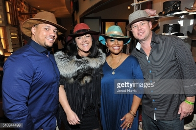 Lalah Hathaway Grammy winner American Hat Makers